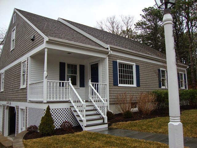 Residential Exterior Porch Chatham
