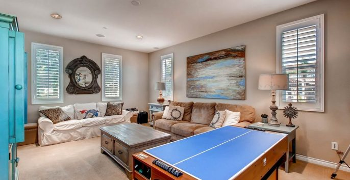 Interior house painting by CertaPro painters in Carlsbad, CA