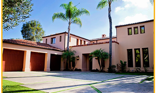 Exterior House Painting Project in Encinitas