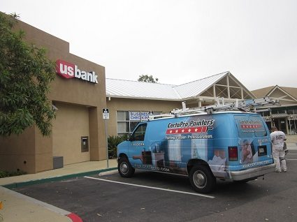 Commercial Office Painting by CertaPro Painters of Carlsbad