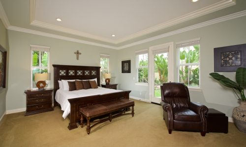 Interior painting by CertaPro house painters in Rancho Carillo, CA