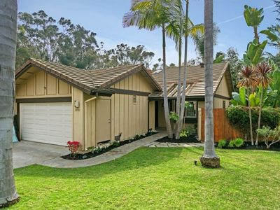 Exterior painting by CertaPro house painters in Carlsbad, CA