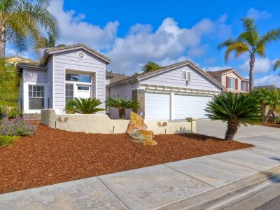 Exterior house painting by CertaPro painters in Carlsbad, CA