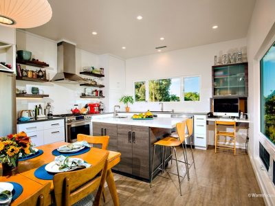 Interior kitchen and house painting by CertaPro Painters in Crest, CA