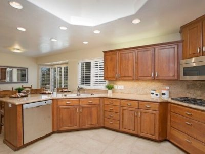 Kitchen Cabinet Painting by CertaPro Painters of Carlsbad