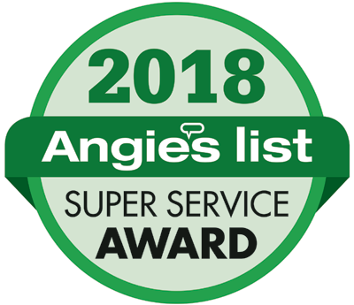 Angies list 2018 award