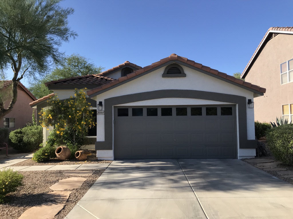 Exterior painting by CertaPro house painters in Cave Creek, AZ