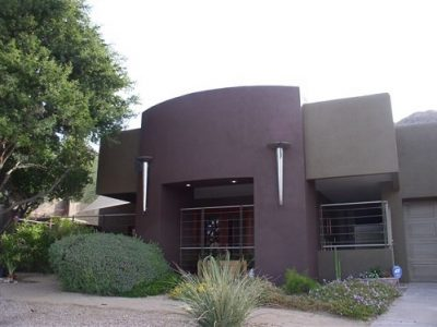 Exterior house painting by CertaPro painters in Phoenix, AZ