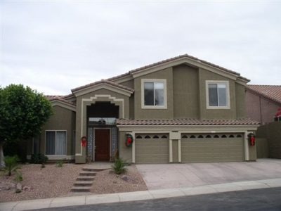 professional exterior painting by CertaPro in Phoenix