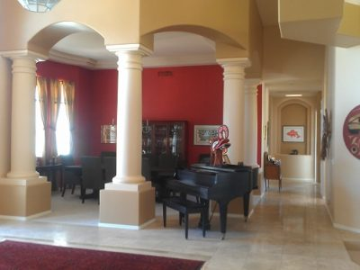 Interior house painting by CertaPro painters in Cave Creek, AZ