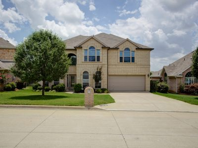 Exterior House Painting by CertaPro Painters of Cedarhill-Seagoville, TX
