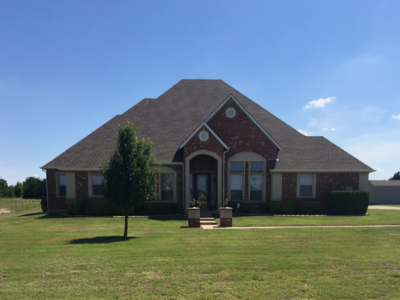 Exterior painting by CertaPro house painters in Cedarhill-Seagoville, TX