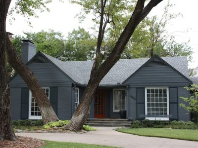 park cities residential house painter