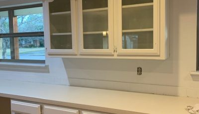 Kitchen Cabinetry Painting