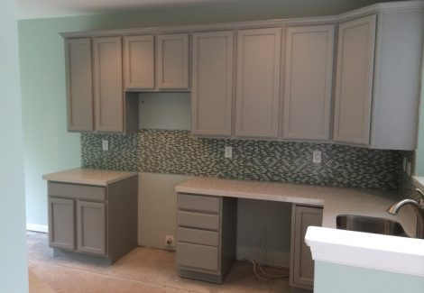 Kitchen Painters Bucks County PA