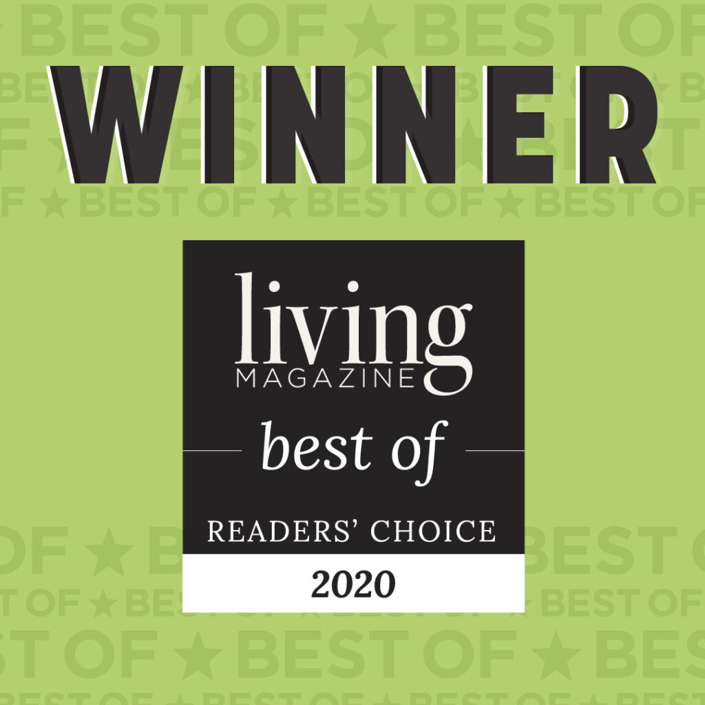 CertaPro Painters of Central Houston | Living Magazine Best of winner