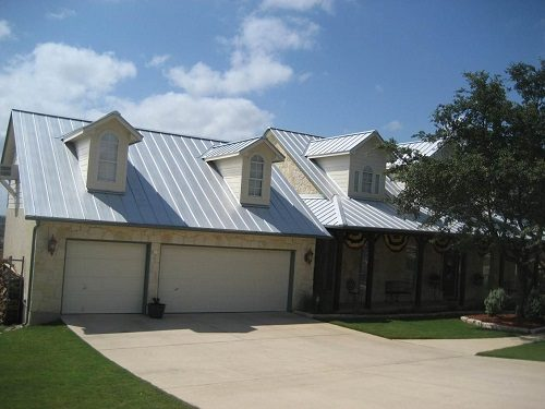 Exterior house painting by CertaPro painters in Timberwood Park, TX