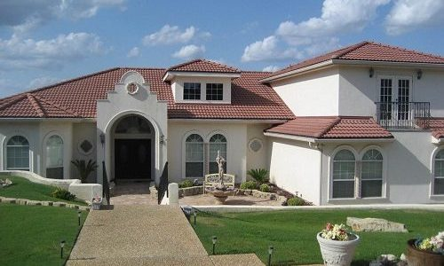 Stucco Painting Service