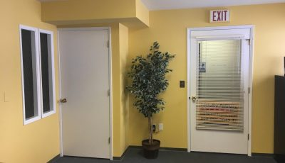 Interior Office Painting