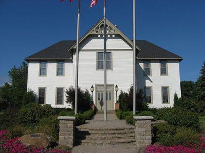 Aurora's Town Hall
