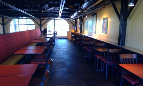 Moe's Southwest Grill - Belle Hall (Before 2)