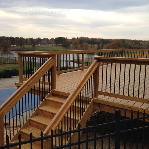 CertaPro Painters - Deck Staining in Charlottesville, VA