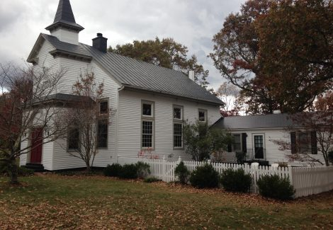Historical building gets a facelift by CertaPro painters in Charlottesville, VA