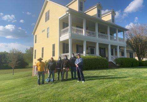 Culpeper Home Exterior Project