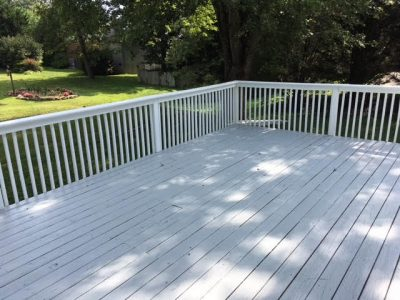 Deck finishers Chattanooga