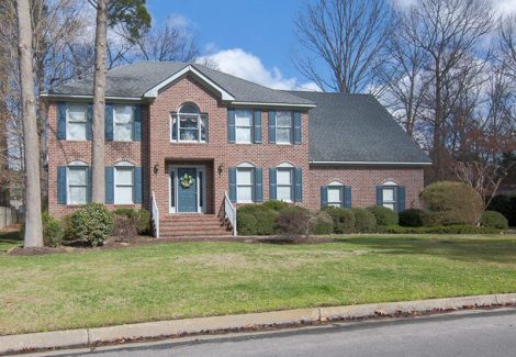 House Exterior - Chesapeake, VA