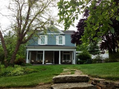 Exterior house painting by CertaPro painters in Cincinnati