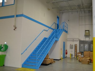 Commercial Warehouse painting by CertaPro Painters in Cincinnati, OH