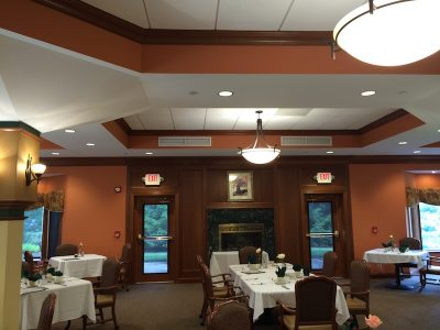 Healthcare facility painting by CertaPro Commercial Painters in Cincinnati, OH