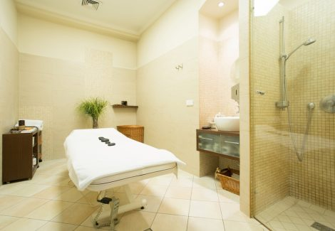 Commercial Spa Interior