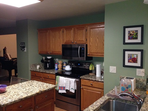 Interior painting by CertaPro house painters in Colorado Springs, CO
