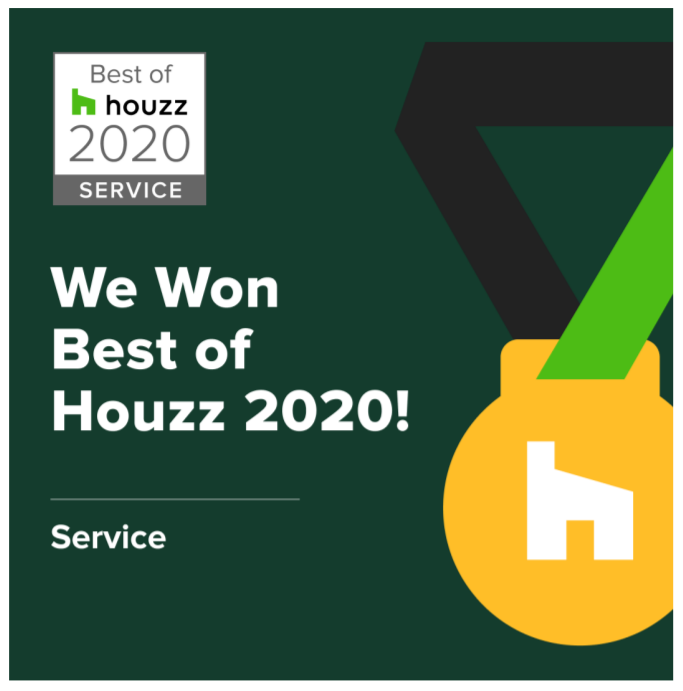 'Best of Houzz' 2020 Award-Winner