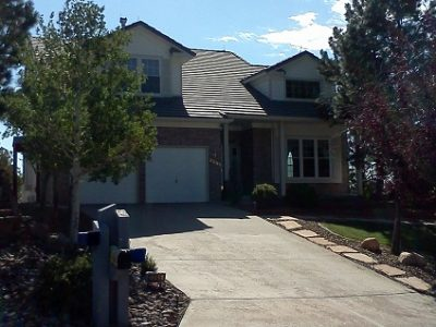 Exterior painting by CertaPro house painters in Colorado Springs, CO