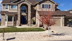 Exterior house painting by CertaPro painters in Colorado Springs, CO