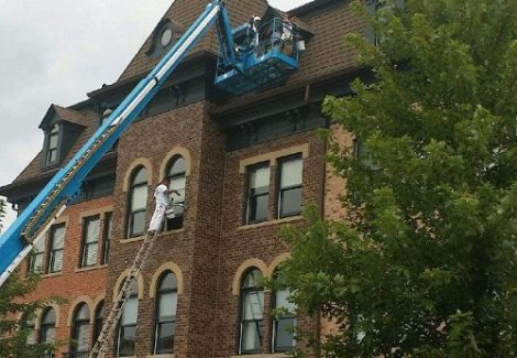 Exterior Painting Services in Fullton