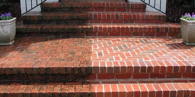 Check out our Brick Painting and Staining