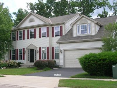 Exterior painting by CertaPro Painters of Columbus, OH