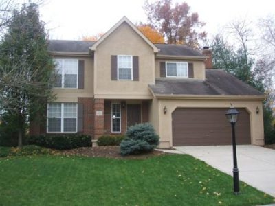 Exterior house painting by CertaPro Painters of Columbus, OH