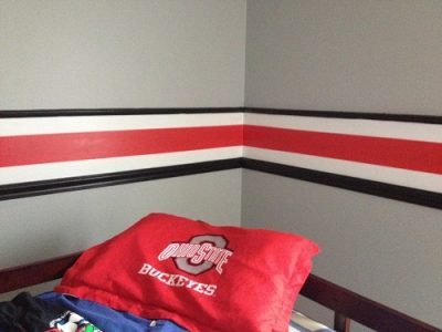 Interior painting by CertaPro Painters of Columbus, OH