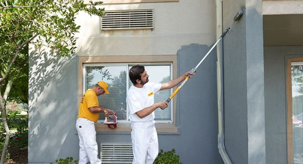 conroe exterior painters