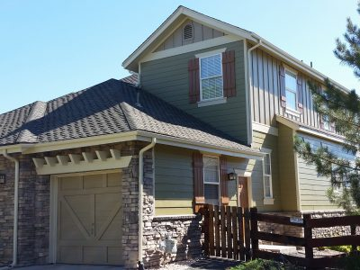 Exterior painting in Denver