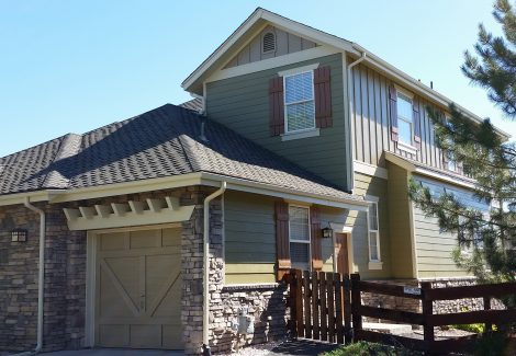 Exterior house painting by CertaPro Painters of Denver West