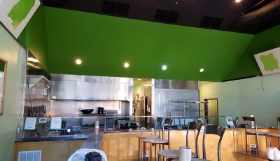 Commercial Retail painting by CertaPro Painters of Denver, CO
