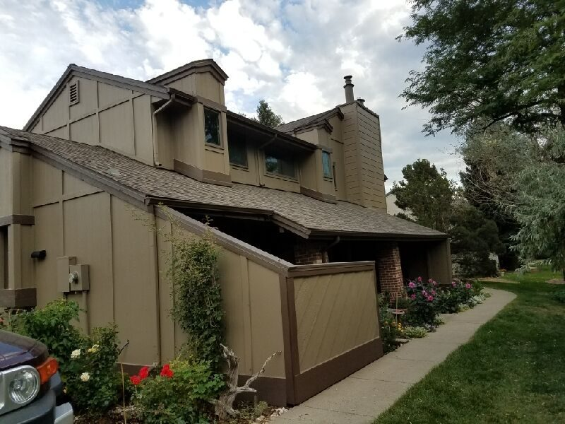 Apartment painting by CertaPro Commercial Painters in Denver, CO