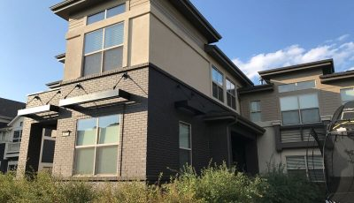 Exterior house painting by CertaPro Painters in Stapleton, CO