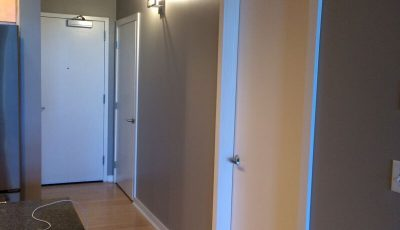 Interior house painting by CertaPro house painters in Washington Park, CO